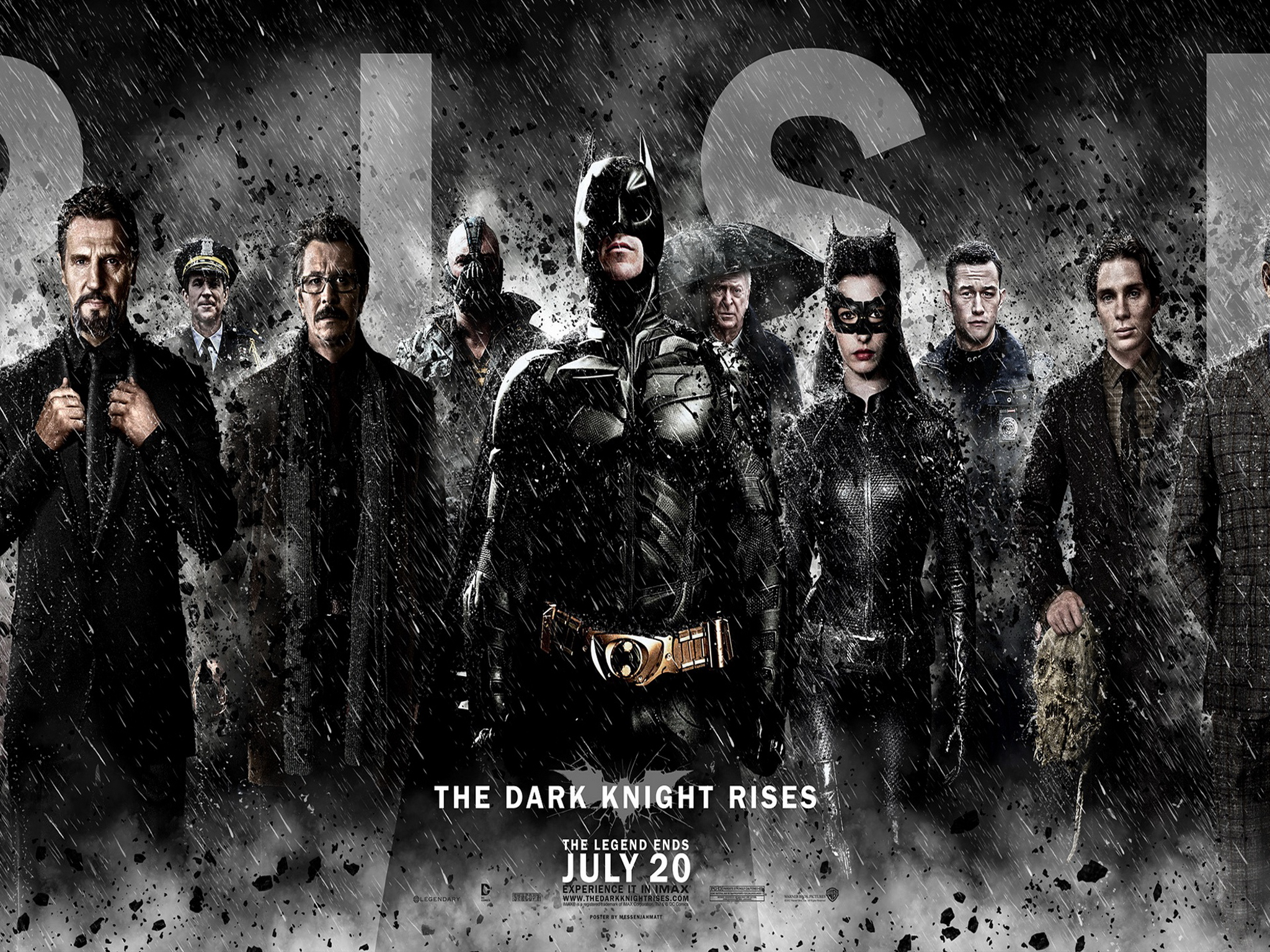 Download The Dark Knight Rises HD
