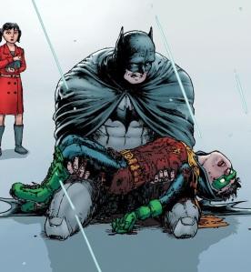 Death of Damien Wayne